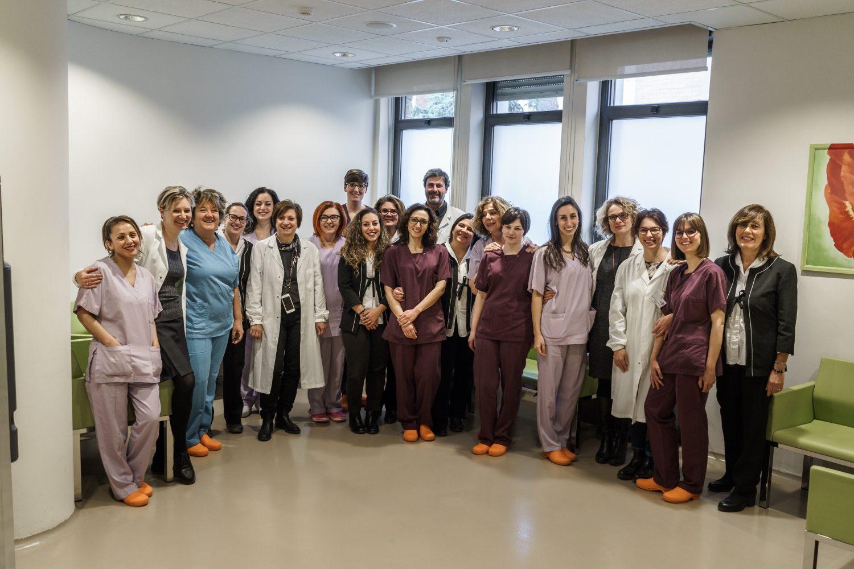 team di medici centro demetra