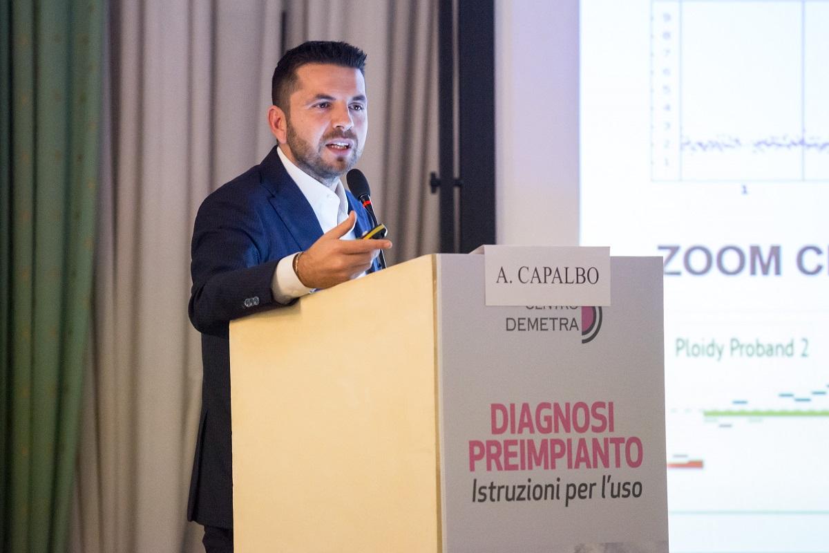 speaker al convegno diagnosi preimpianto