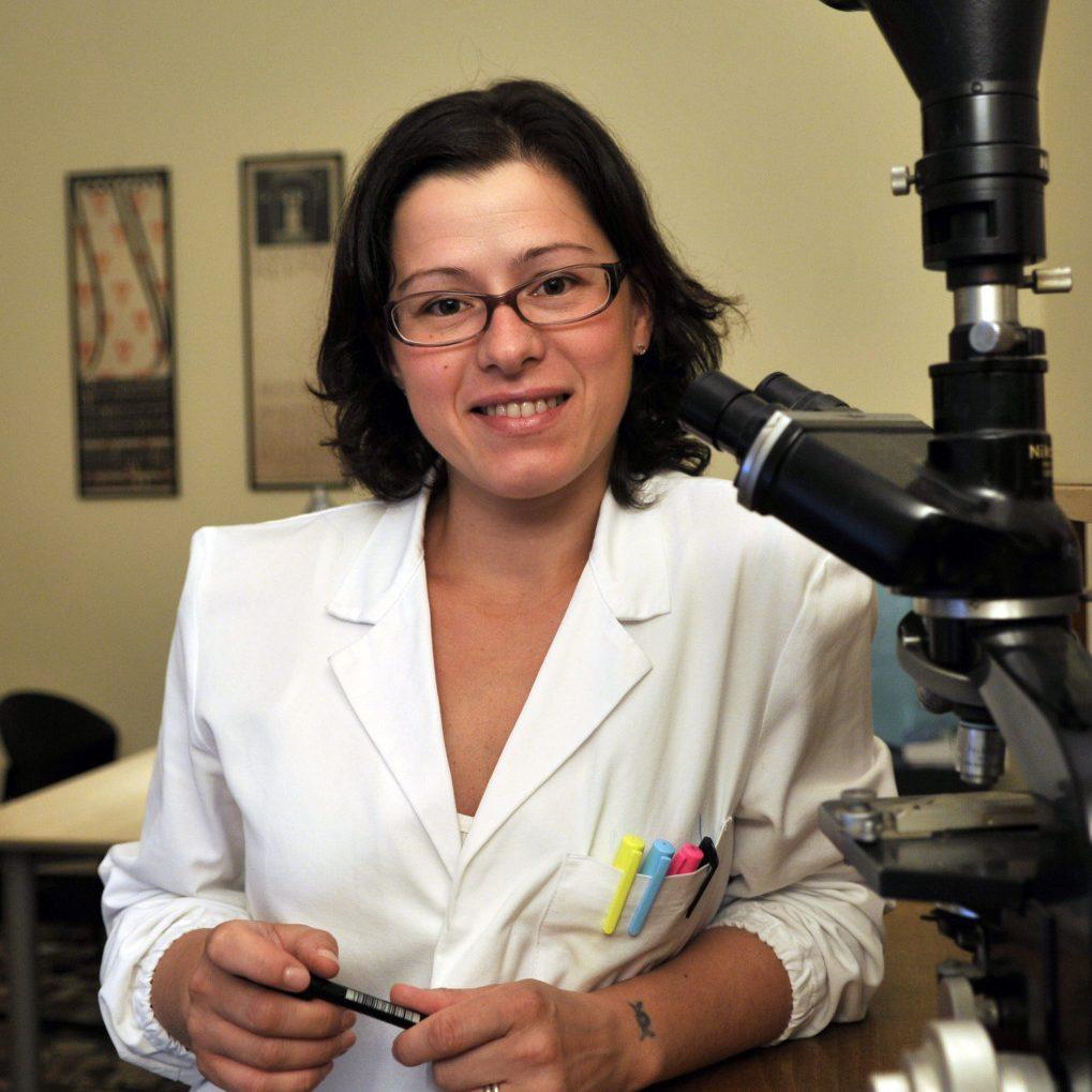 foto della Dr.ssa Fulvia Bertini Centro Demetra