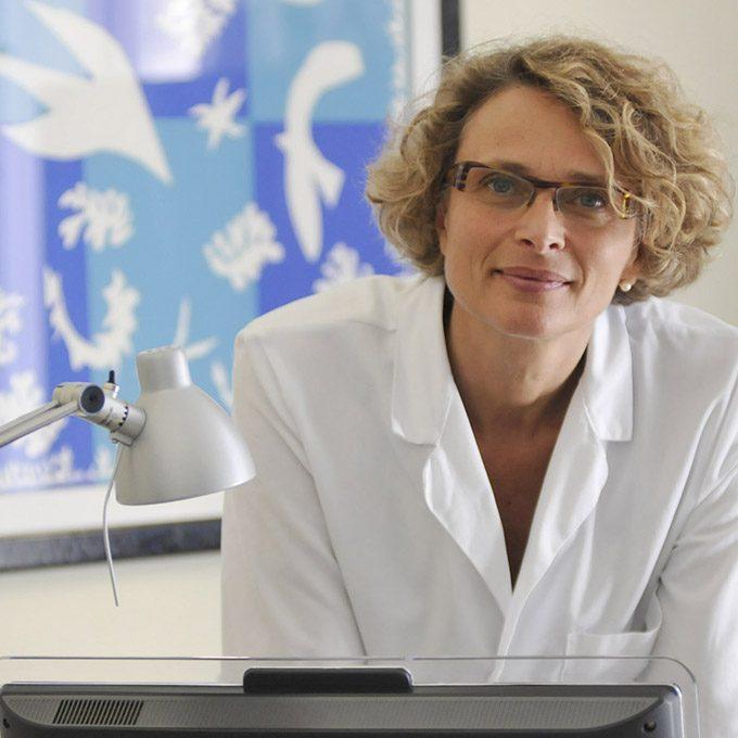 foto della dottoressa Sandra Pellegrini Centro Demetra